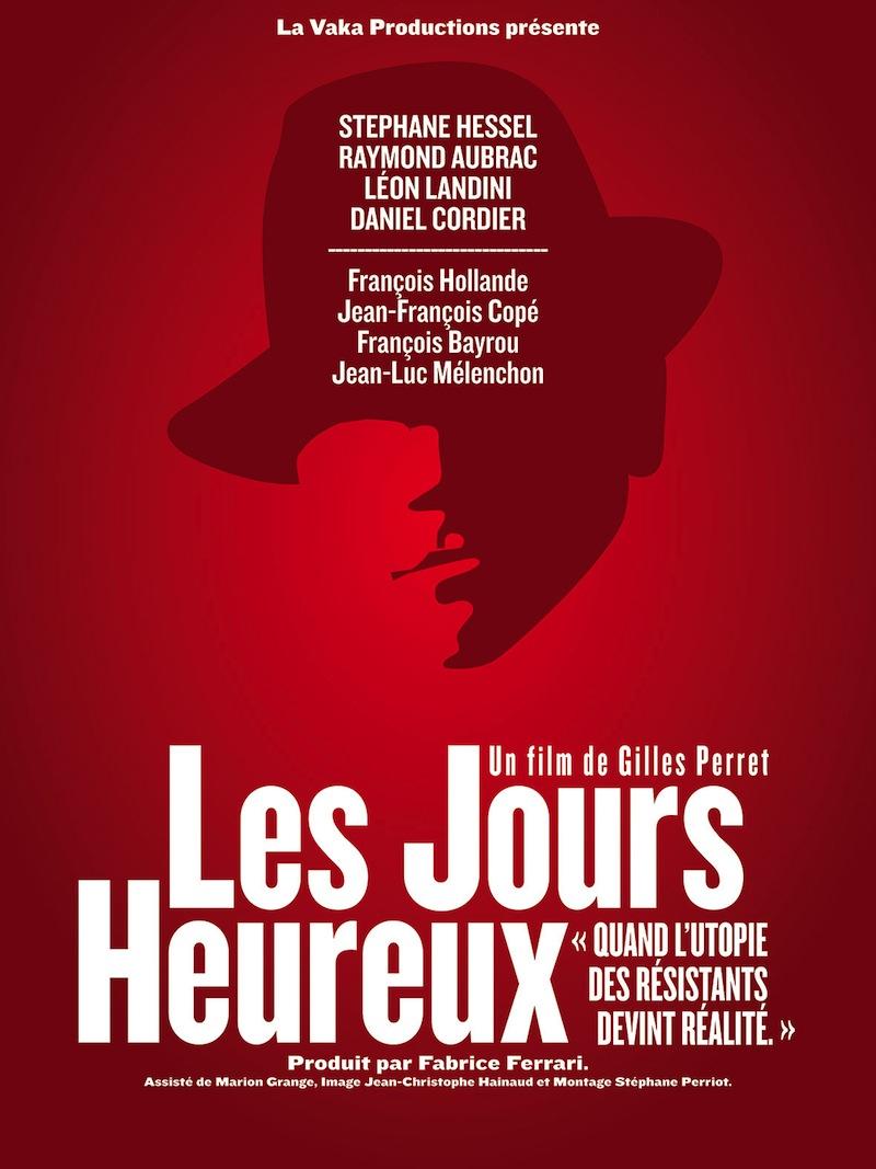 """image from Lundi 3 février - Projection du Documentaire """"Les Jours Heureux"""""""